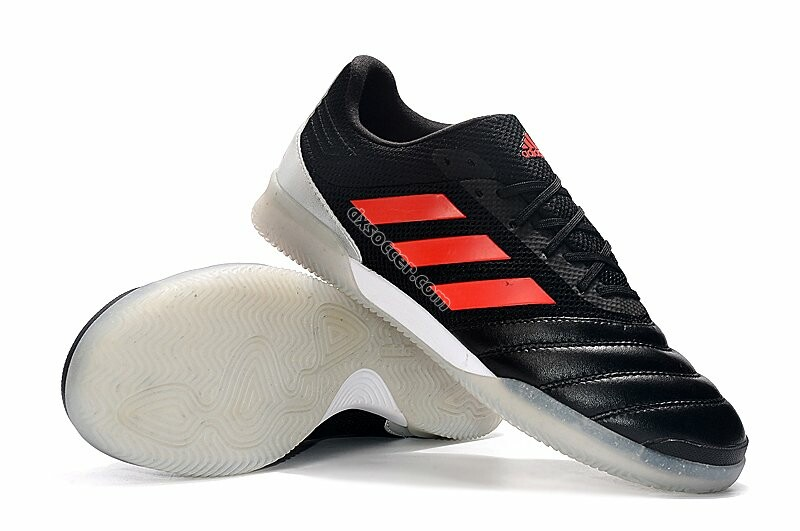Adidas Copa 19.1 IN - Black/Red/White