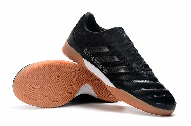 Adidas Copa 19.1 IN - Black/White/Brown