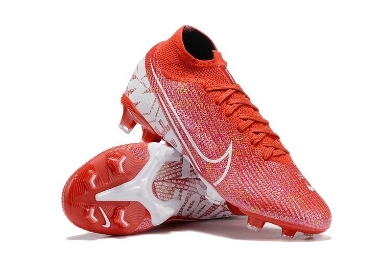 Nike Mercurial Superfly VII 360 Elite FG - Red/White/Red