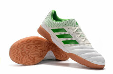 Adidas Copa 19.1 IN - White/Green/Brown