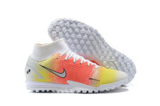 Nike Mercurial Superfly VIII Academy TF - Red/Yellow/White/Black