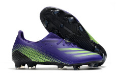 Adidas X Ghosted .1 FG - Violet vert