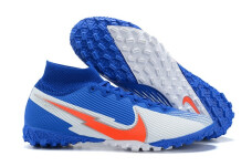 Nike Mercurial Superfly 7 Elite TF - Blue/Red/White