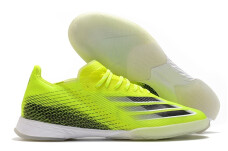 Adidas X Ghosted .1 IC - Yellow/Black/White