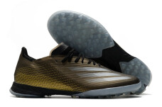Adidas X Ghosted .1 TF - Gold/Silver/Black